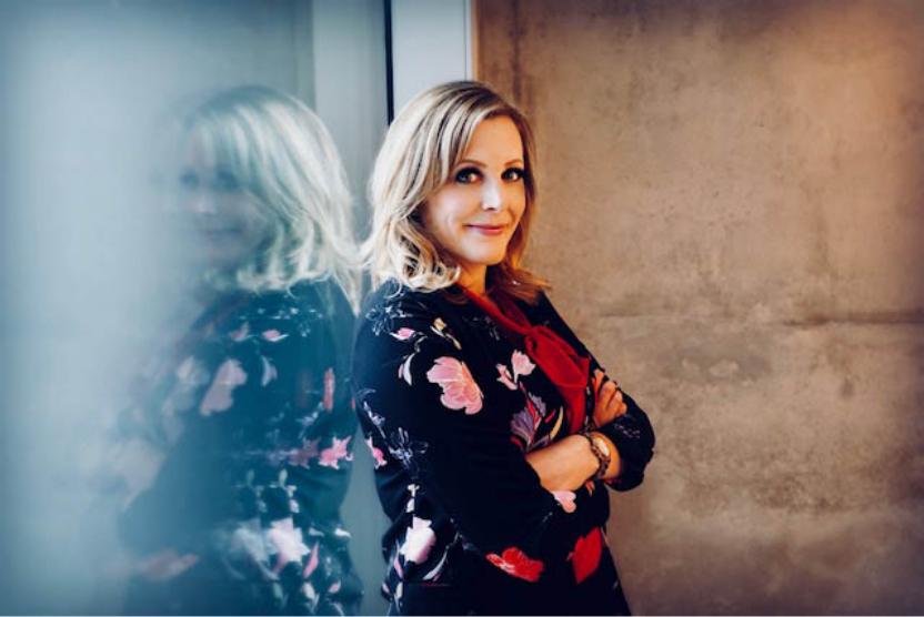 President & CEO Miranda Jordan-Smith
