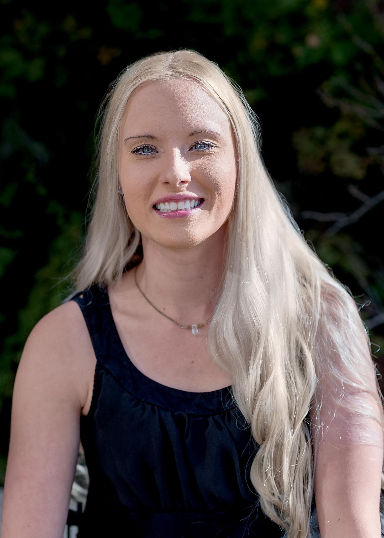 Kendra Erhardt 2019 Courage Award Winner