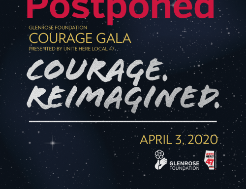 Courage Gala 2020 Postponed